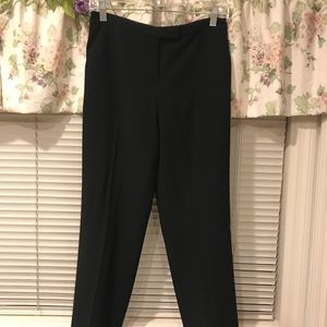 Size 4Petite Jones New York black pants
